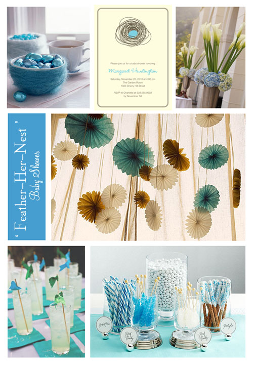 Baby shower ideas for Baby shower modern decoration
