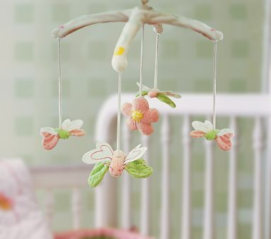 baby girl nursery. This sweet aby girl nursery