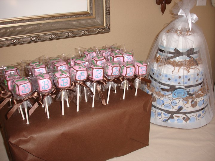 Edible Baby Shower Favors 720 x 540