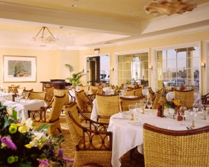 newport beach dining at the balboa bay club resort