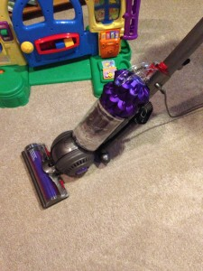 Dyson DC50 at home