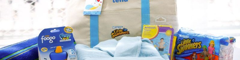 Huggies Little Swimmers Pool Party Playdate