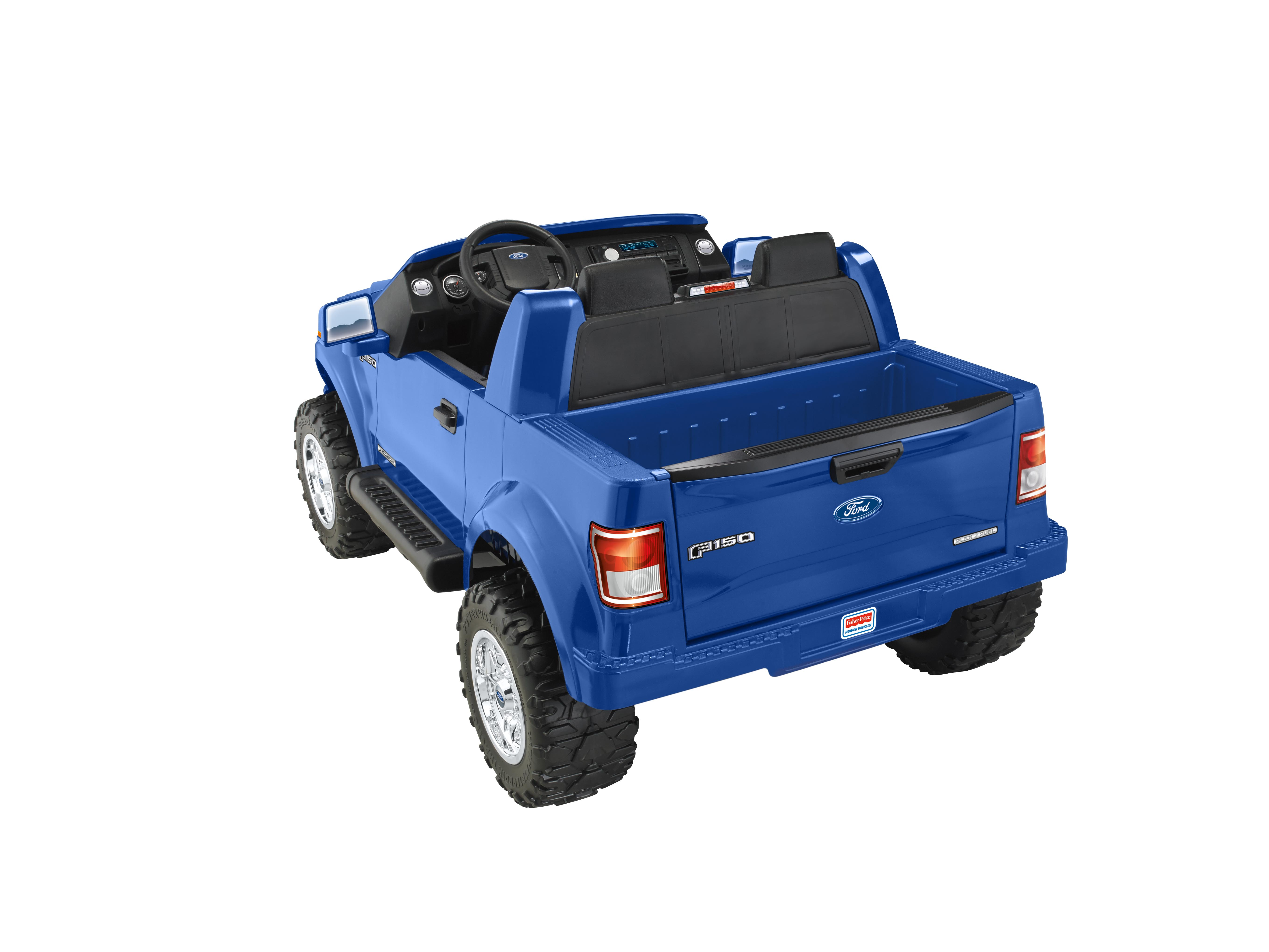 Power Wheels Truck : Holiday pick power wheels ford f
